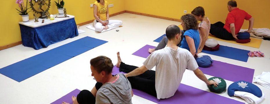 Gentle Yoga Vidya Class – Yoga Class With Kaivalya
