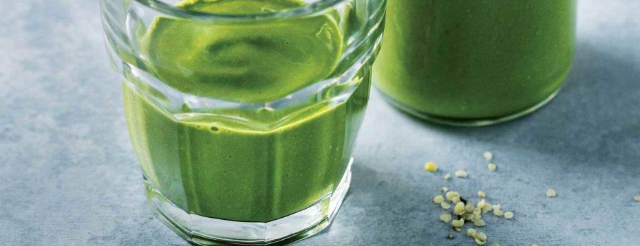 Morning Matcha Smoothie Recipe – Yoga Journal